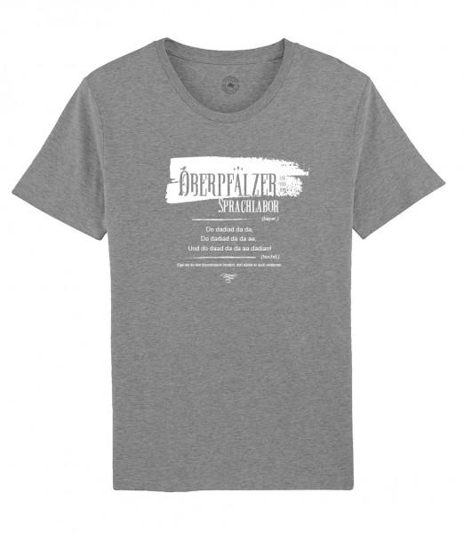 Herren Shirt Rundhals   Fair Wear   Motiv: Oberpälzer