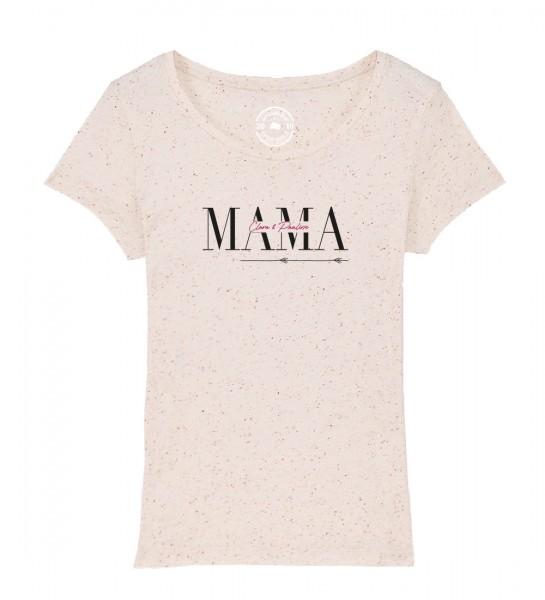 Mama Shirt Personalisiert mit Kindernamen
