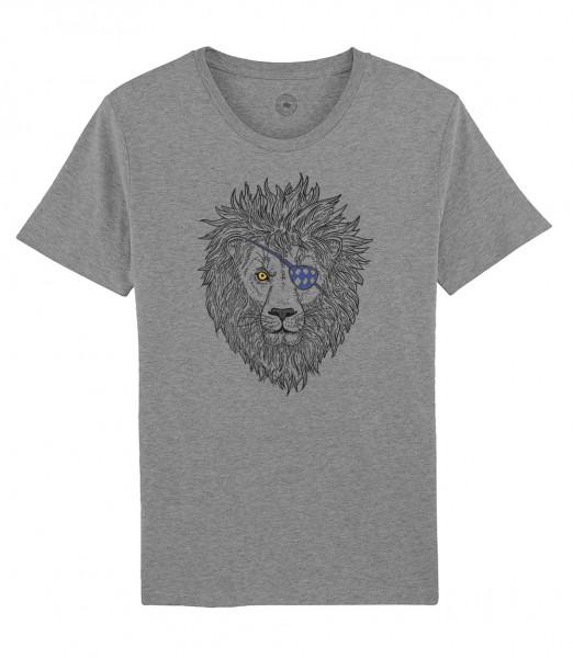 Herren Shirt Rundhals | Fair Wear | Motiv: Lumpi-Leo