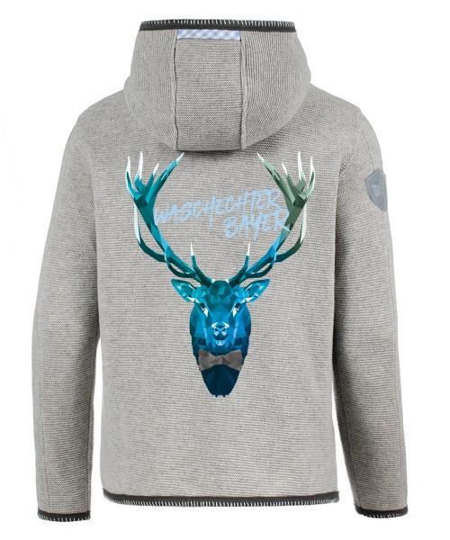 """Personalisiert - Softshell Janker """"Ludwig - Poly Deer"""""""