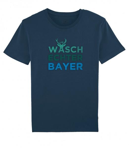 Herren Shirt Rundhals | Fair Wear | BIO | Motiv: Logo-Bert