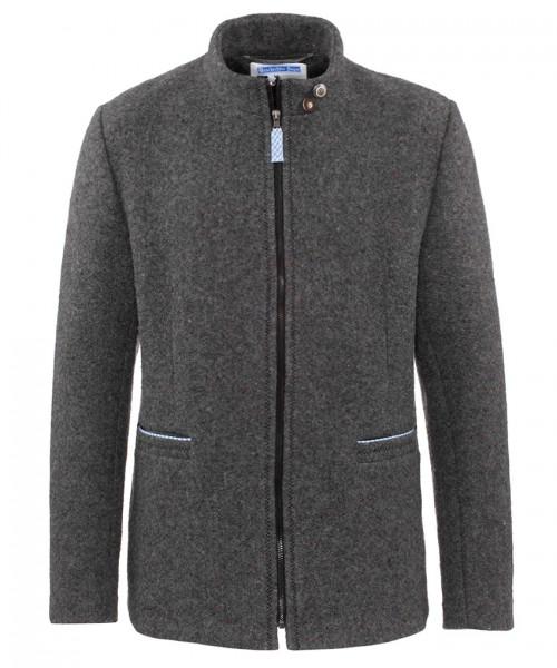 Schicke Herbst-Winter Jacke mit Stehkragen - Winterlich Warm - Modell: Lorenz