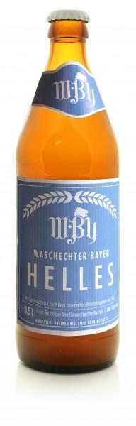 Waschechter Bayer Helles