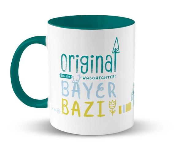 Kaffeetasse Bazi | Bedruckt | Personalisiert |