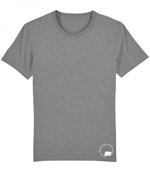 Herren Shirt Rundhals | Fair Wear | BIO | Motiv: Es war so einfach ...