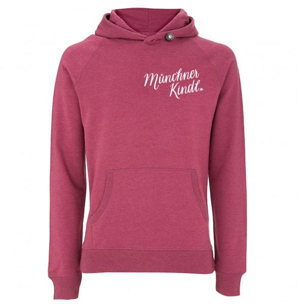 Trachtenhoodie Herren & Damen (Unisex) | Fair Wear | Motiv: Münchner Kindl