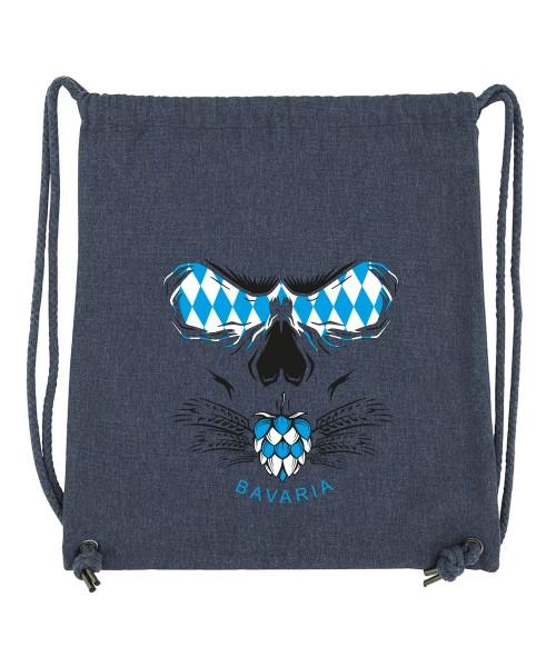 Beuteltasche | Gym Bag | Turnbeutel | Fair Wear | Nachhaltig | Motiv: Bazi 2