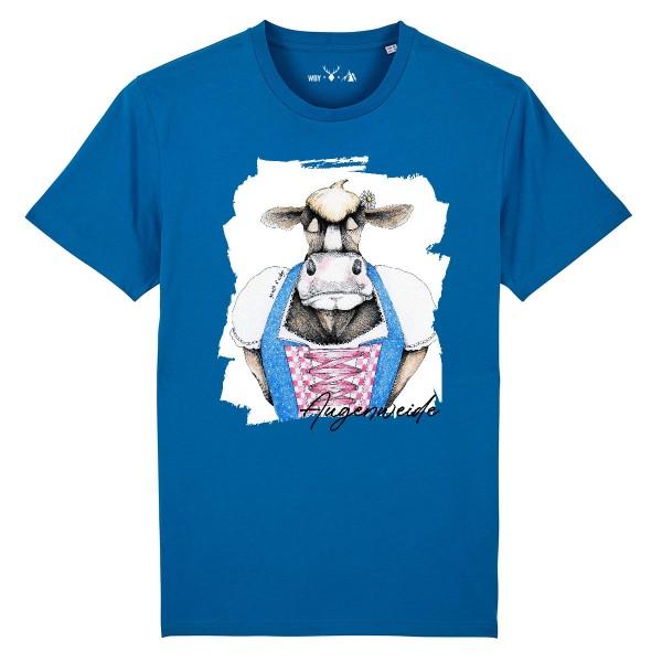 Herren Shirt Rundhals | Fair Wear | BIO | Motiv: Augenweide