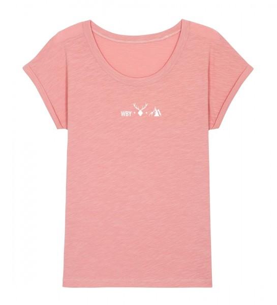 Shirt | weiter geschnitten | Fair Wear | BIO | Motiv: WBY