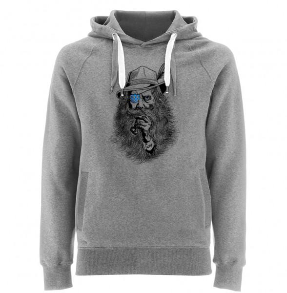 Kapuzenpullover Herren | Fair Wear | Motiv: Seppl