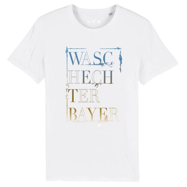 Herren Shirt Rundhals | Fair Wear | BIO | Motiv: 4er Pack