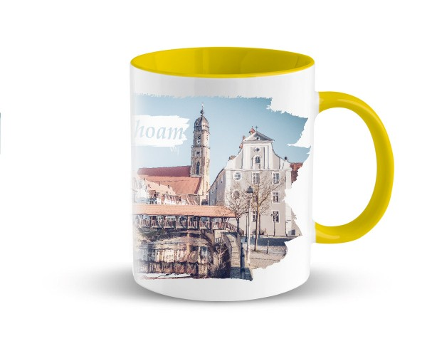 Kaffeetasse I #MiaBleimDahoam | Bedruckt |