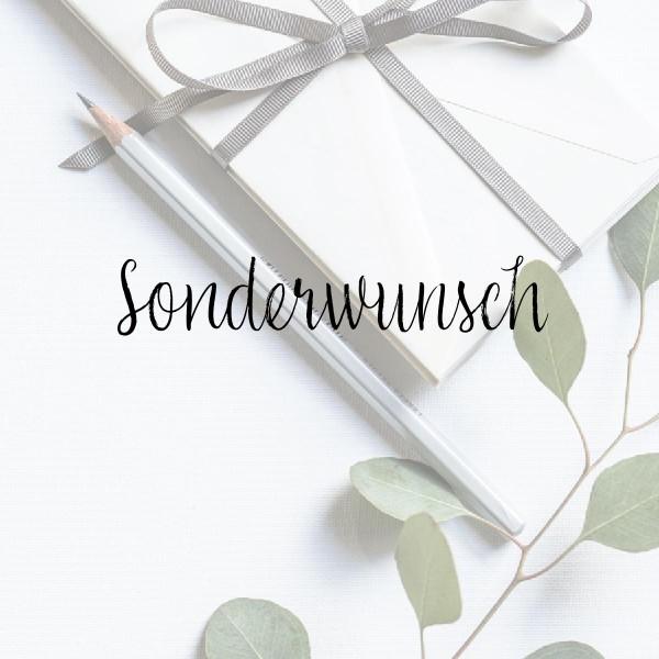 SONDERWUNSCH Filztasche (personalisiert)