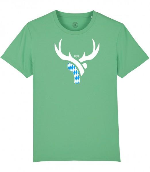 Herren Shirt Rundhals | Fair Wear | Motiv: Bayern Daniel