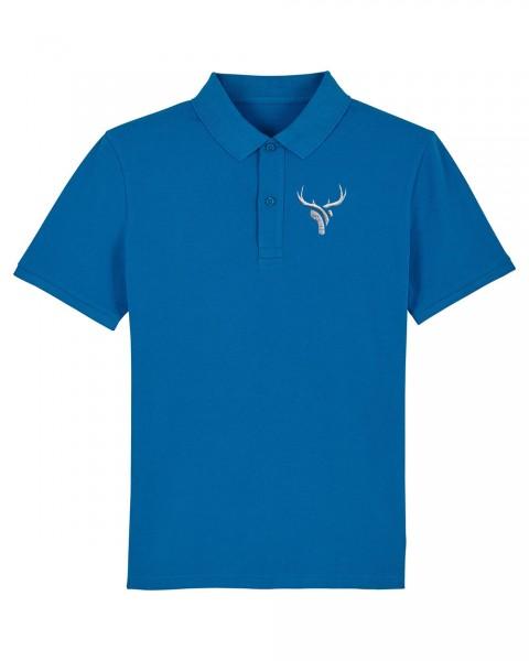 Herren Poloshirt >>bestickt>> Fair Wear | Motiv: Stickung Daniel