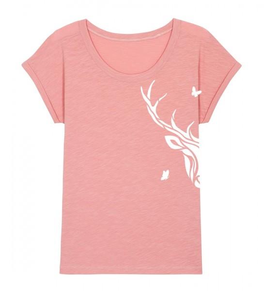 Shirt | weiter geschnitten | Fair Wear | BIO | Motiv: Babsi