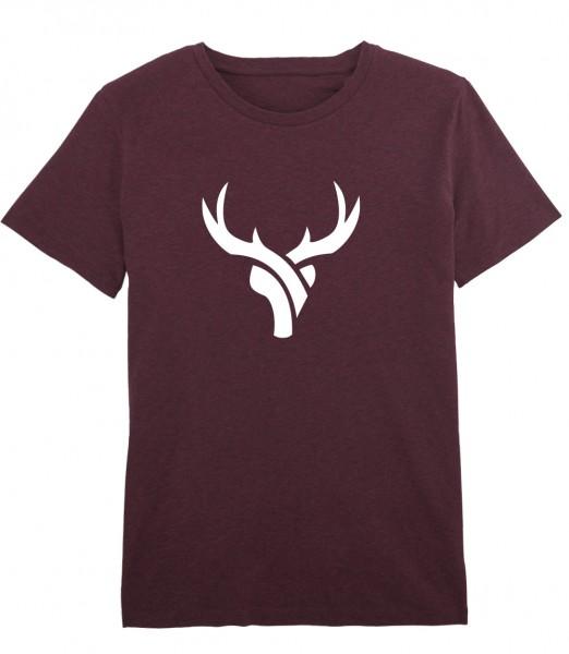 Herren Shirt Rundhals | Fair Wear | Motiv: Weißer Daniel