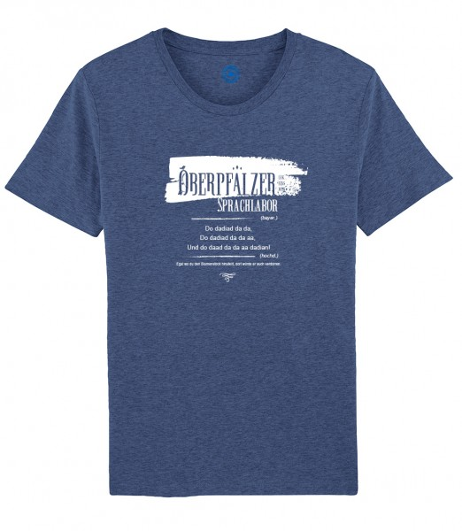 Herren Shirt Rundhals | Fair Wear | Motiv: Oberpälzer