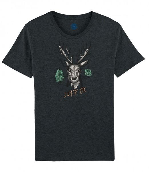 Herren Shirt Rundhals | Fair Wear | BIO | Motiv: Zupf di