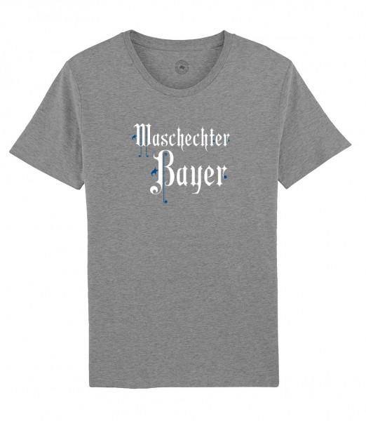 Herren Shirt Rundhals | Fair Wear | Motiv: WBY-Fraktur