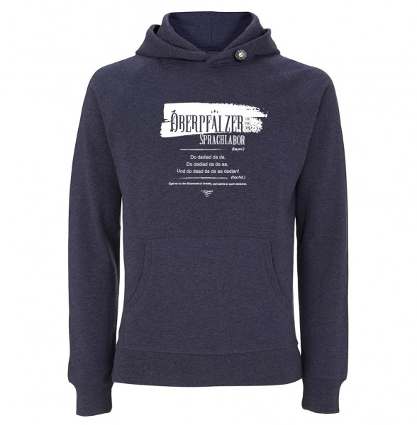 Trachtenhoodie Herren & Damen (Unisex) | Fair Wear | Motiv: Oberpfälzer