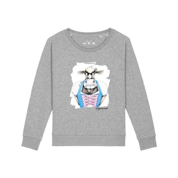 Pullover | Fair Wear | BIO | Motiv: Augenweide