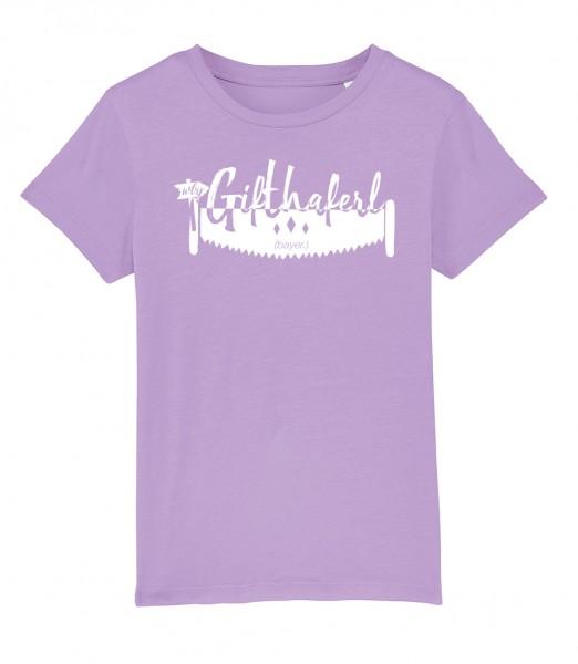 Shirt für Jungs & Mädels | Unisex-Schnitt | Fair Wear | Motiv: Gifthaferl