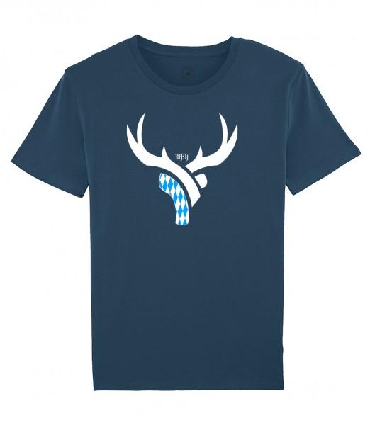 Herren Shirt Rundhals | Fair Wear | BIO | Motiv: Bayern Daniel