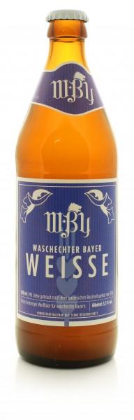 Waschechter Bayer Weizen